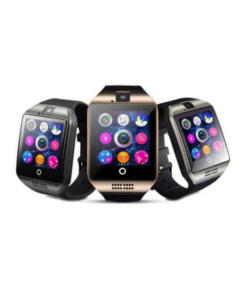 Brand New Smartwatch Phone - Q18- Android + iOS - Mp3 Player
